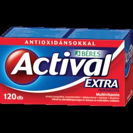 Actival Extra filmtabletta 120x